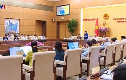 Khai mạc phiên họp thứ 15 Ủy ban Thường vụ Quốc hội