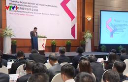 Thúc đẩy quan hệ hợp tác kinh tế với Quảng Đông, Hong Kong (Trung Quốc)