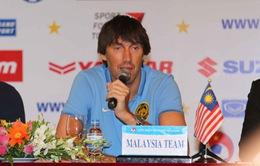 HLV U23 Malaysia đánh giá U23 Việt Nam là đội bóng mạnh và đồng đều