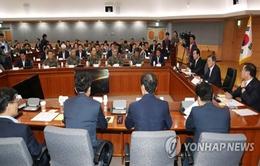 Quân đội Hàn Quốc sẵn sàng chiến đấu