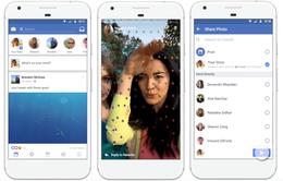 Facebook cập nhật tính năng giống Story trên Instagram: Bạn đã thử?