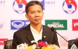 HLV Hoàng Anh Tuấn chưa hài lòng với tâm lý của U20 Việt Nam