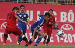 VIDEO giải VĐQG V.League 2017: CLB Quảng Nam 2-1 CLB Hải Phòng