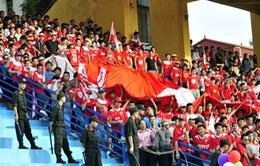 BTC sân Cần Thơ tăng cường an ninh trước trận gặp CLB Hải Phòng