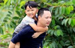 """Nhạc sĩ Nguyễn Hải Phong cho con trai một năm chơi """"tẹt ga"""" trước khi vào lớp 1"""