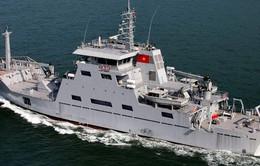 Bảo đảm tuyệt đối an toàn khi trục vớt tàu Hải Thành 26