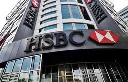 """Reuters: Một số DN nhỏ của Anh bị Ngân hàng HSBC """"đóng băng"""" tài khoản"""