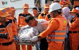 Sẽ yêu cầu khởi tố vụ tai nạn tàu Hải Thành 26