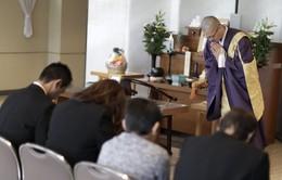 Dịch vụ cho thuê... nhà sư tại Nhật Bản