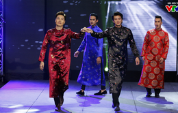 """Ngắm dàn """"soái ca"""" phim Việt khoe dáng trên sàn catwalk"""
