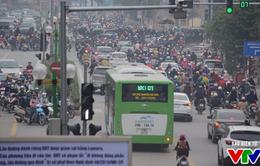 Hà Nội treo giải 200.000 USD cho ý tưởng chống ùn tắc