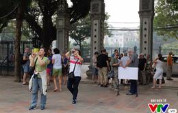 Du lịch Hà Nội thu hơn 1.000 tỷ đồng trong Tết Nguyên đán