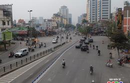 Giao thông được cải thiện đáng kể trong Tết Nguyên đán 2017