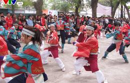 Lễ hội Văn hóa Nhật Bản Oshougatsu 2017 tại Hà Nội