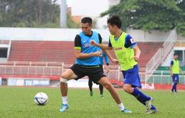 VIDEO: U23 Việt Nam và U23 Malaysia đã sẵn sàng cho trận giao hữu