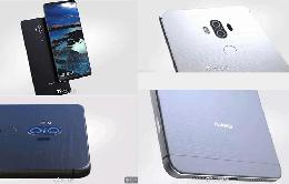 Huawei nhá hàng Mate 10 với camera Leica tối tân