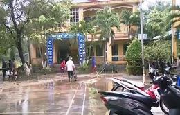 Ngành giáo dục Thừa Thiên-Huế khẩn trương khắc phục hậu quả do lũ