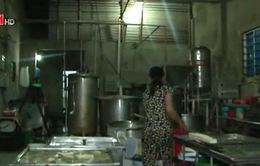 Thừa Thiên-Huế: Phát hiện 2 cơ sở sản xuất đậu khuôn pha thạch cao