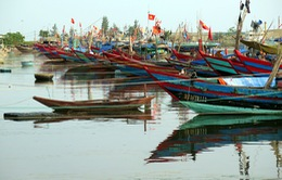 Thừa Thiên - Huế kêu gọi tàu thuyền vào bờ trú bão