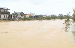 Thừa Thiên - Huế: Mưa to đến rất to, học sinh được nghỉ học