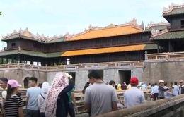 Khoảng 40.000 lượt khách đến Huế trong 3 ngày Tết
