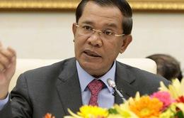 Campuchia kêu gọi người dân mua rau trồng trong nước