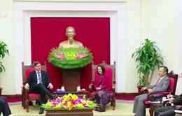Tăng cường quan hệ Việt Nam - Hungary