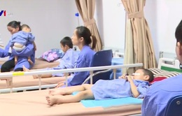 Thanh tra Sở Y tế Hưng Yên đang điều tra nguyên nhân hàng chục bé trai Hưng Yên bị sùi mào gà