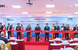 Nhà máy Mektec Việt Nam chính thức đi vào hoạt động