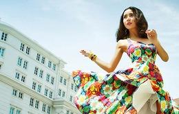 Siêu mẫu Lại Hương quyết tâm chinh phục ngôi quán quân Vietnam's Next Top Model 2017