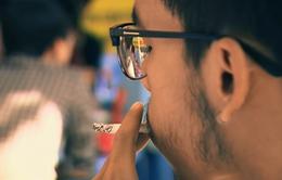 """Bệnh viện Việt Đức nói """"không"""" với thuốc lá"""