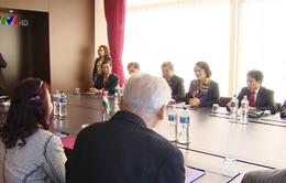 Chủ tịch Quốc hội tiếp Hội hữu nghị Hungary - Việt Nam