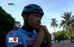 Tay đua Nguyễn Hữu Đức: Xe đạp như một cái duyên