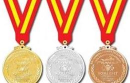 6 học sinh Việt Nam đoạt giải Olympic Tin học châu Á năm 2017