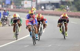 Chặng 6 Giải xe đạp toàn quốc cúp Truyền hình Bến Tre lần thứ 19 – 2017: Bảo vệ thực vật An Giang củng cố vị trí nhất đồng đội