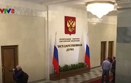 Truyền thông Mỹ không được tác nghiệp tại trụ sở Quốc hội Nga