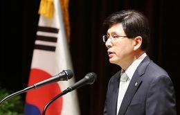 Lãnh đạo Hàn Quốc bác yêu cầu khám xét phủ Tổng thống