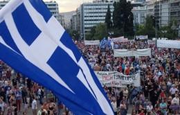 Kinh tế Hy Lạp quay trở lại suy thoái sau 5 năm