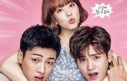 """""""Người tình"""" Song Joong Ki ngượng chín mặt vì lời thoại sến sẩm"""