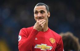 Không phải Rooney, Ibra hưởng lương cao nhất Man Utd