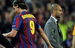 Ibrahimovic vẫn ghét cay, ghét đắng Pep Guardiola