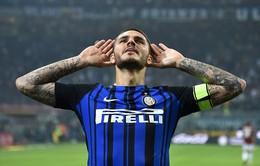Icardi: Tôi linh cảm sẽ chọc thủng lưới Milan, nhưng không nghĩ là 3
