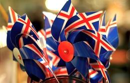Iceland bầu cử Quốc hội