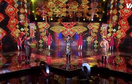 Cặp đôi hoàn hảo: 7 thí sinh vui tưng bừng trong ngày Xuân Bolero