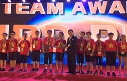 Việt Nam đoạt 2 Huy chương Bạc cuộc thi Olympiad Toán học thế giới