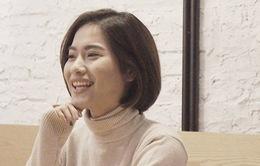 MC Mai Trang lạ lẫm và cá tính với tóc ngắn