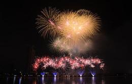 Đà Nẵng cấm bán vé xem pháo hoa trên tàu