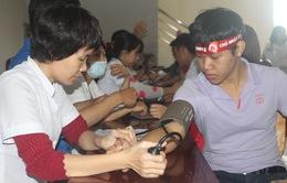 5 tháng đầu năm, tuổi trẻ Đà Nẵng hiến trên 10.000 đơn vị máu