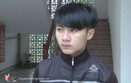 Nghệ An: Tuyên dương học sinh dũng cảm cứu người gặp TNGT