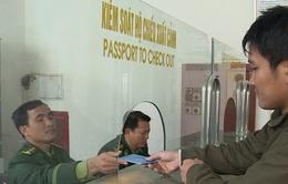 Nghệ An: Xuất nhập cảnh tại cửa khẩu Nậm Cắn tăng đột biến